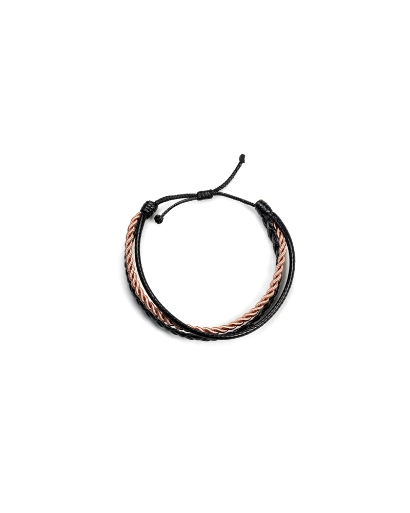 BulbSkin Leather Bracelet with Knot Method for easy wearing