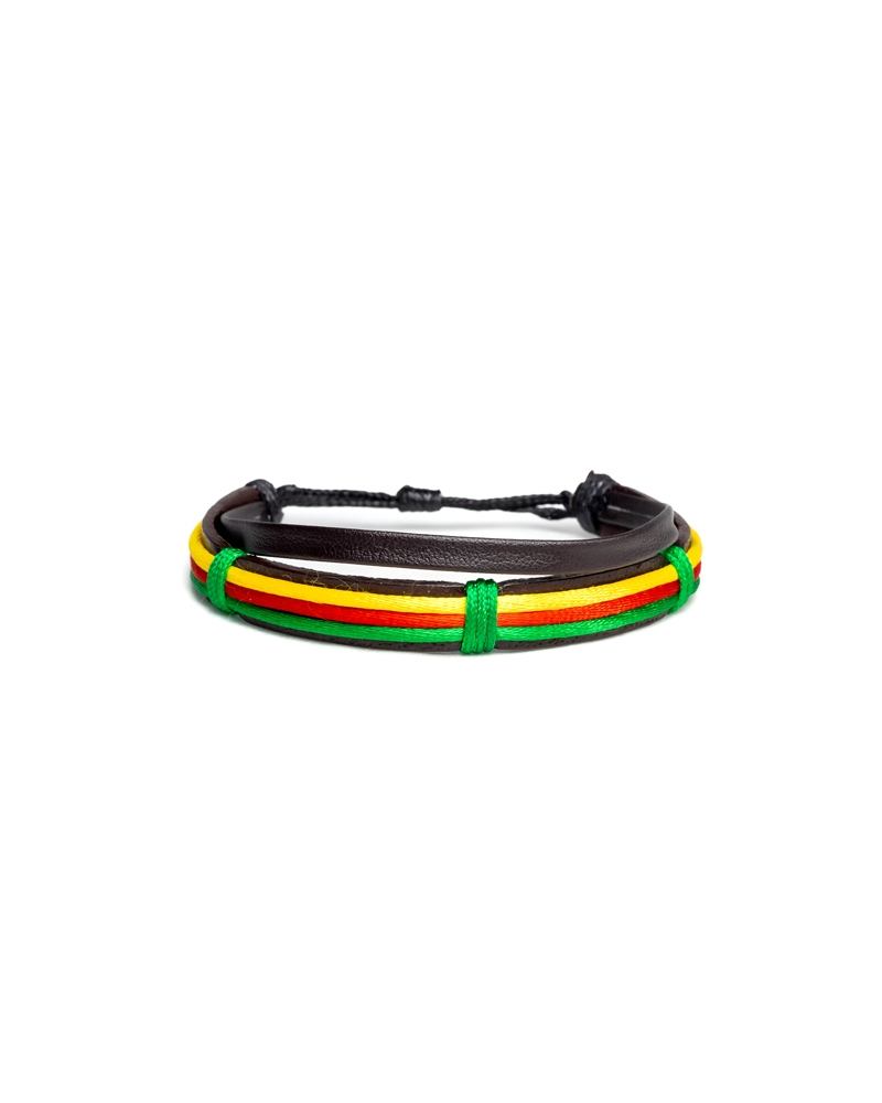 Bob Leather Bracelet with quality materials and perfect colors