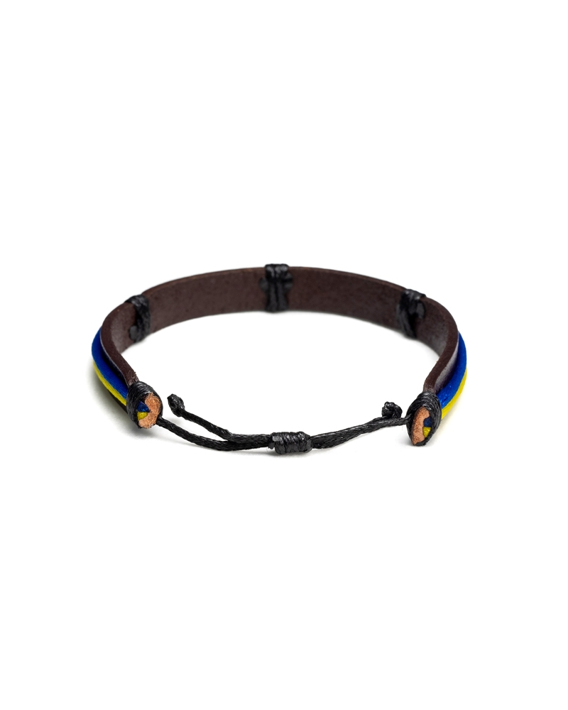 Chaos Leather Bracelet with quality materials and perfect colors
