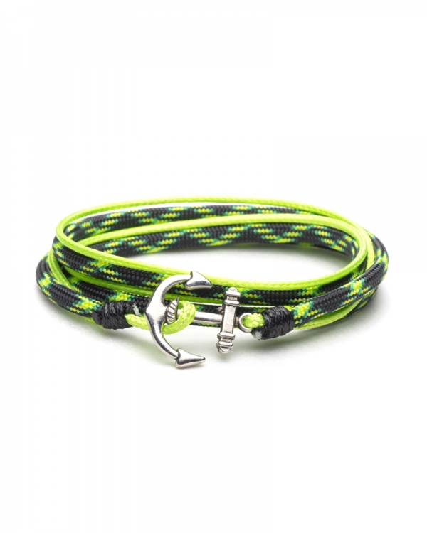Zombie Paracod Bracelet made with Anchor Gripping System and this cool paracod