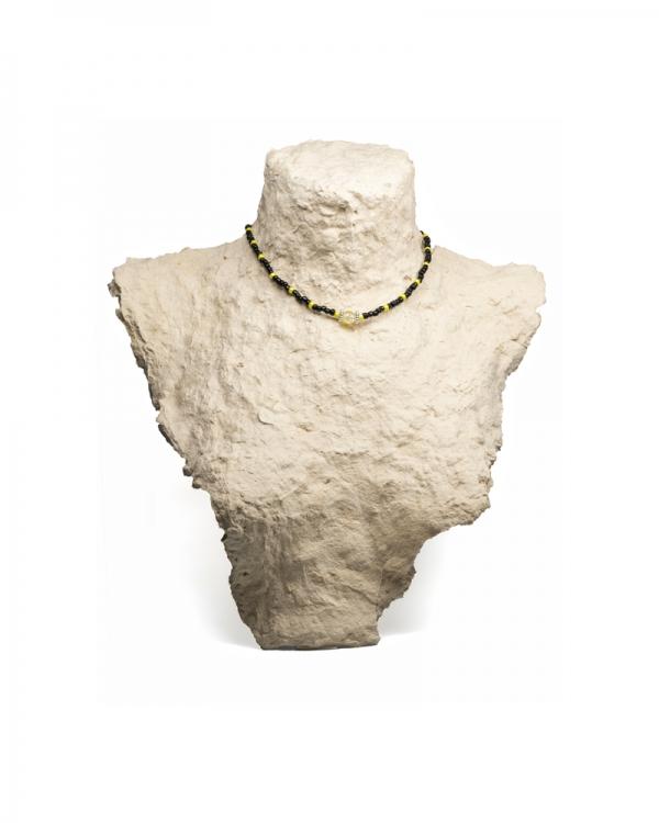 Beez Choker Margele de Nisip Semipretioase